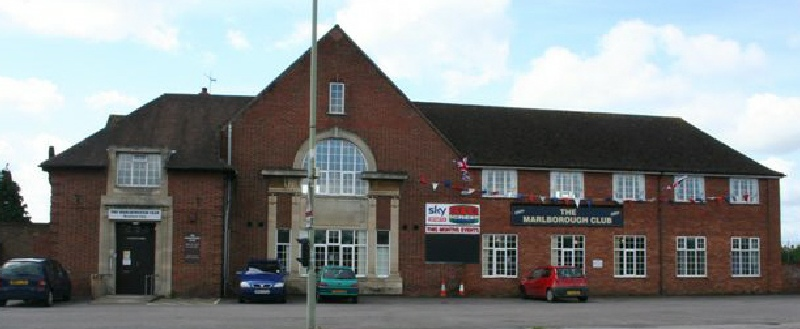 Image of the Marlborough Club, Didcot.